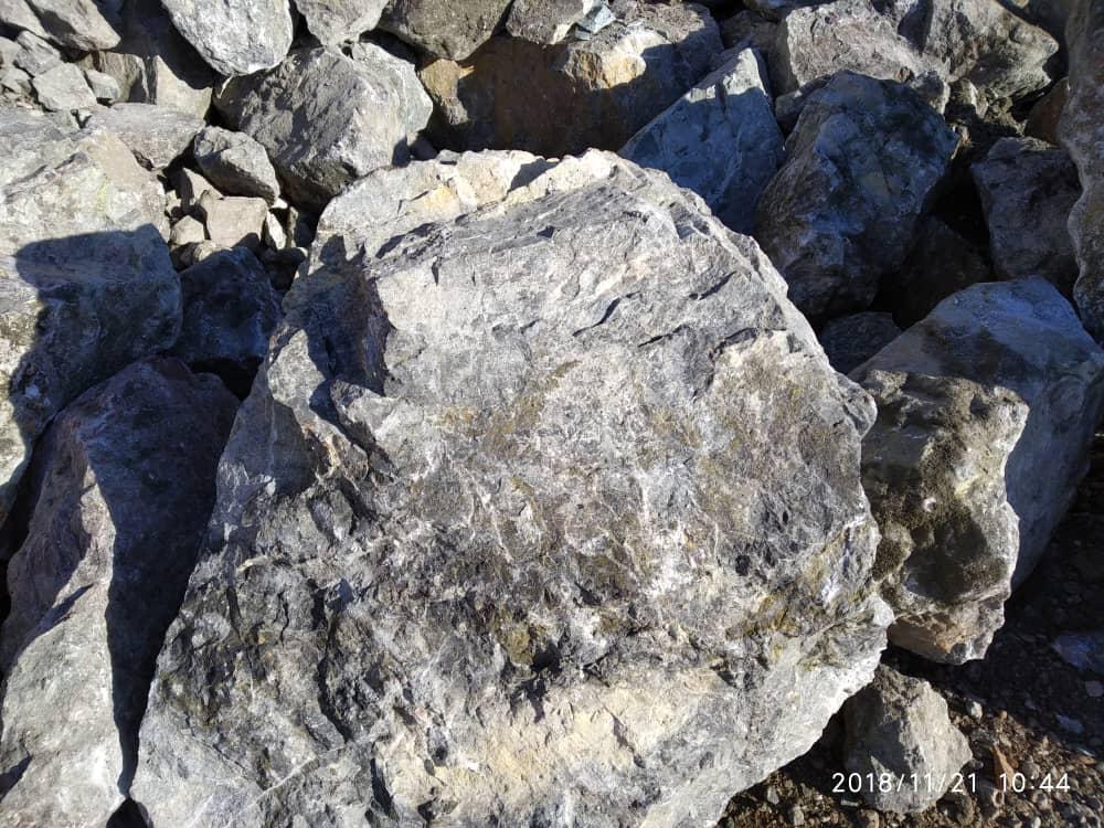 Образцы месторождения Бозымчак