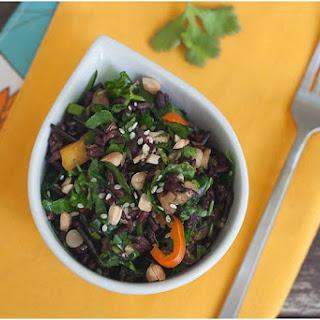Wild Rice Salad (+ a cookbook review)