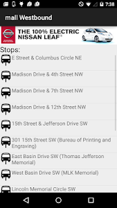 My DC Next Bus screenshot 5