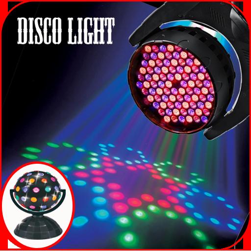 Disco Light: Flashlight, LED Light