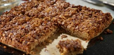 Photo: Chocolate Flapjack http://cadbury.co.uk/recipes/biscuitsandcookies/Pages/Chocolate-Flapjack.aspx