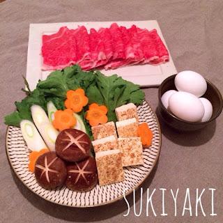 Sukiyaki and Sukiyaki Broth