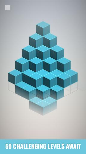 Isometric Squares - puzzle u00b2  screenshots 6