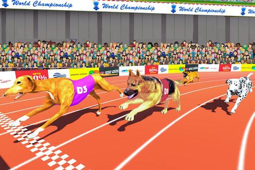 Dog Race Sim 2019: Dog Racing Games filehippodl screenshot 3