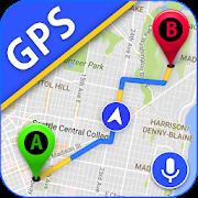 GPS التنقل، الأقمار الصناعية خريطة و السفر اتجاه