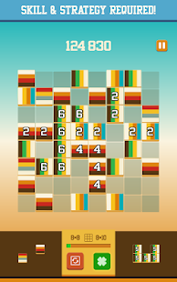 Unlucky 13 - Relaxing block puzzle game Screenshot