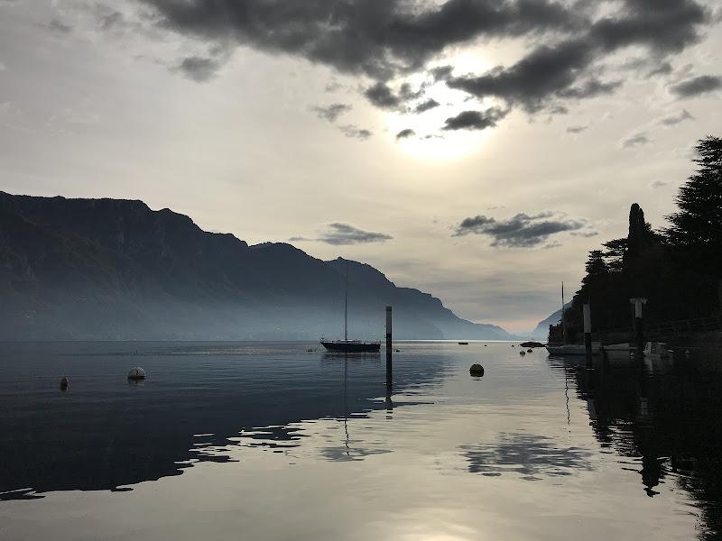 Riflessi al lago di savinaaliaj