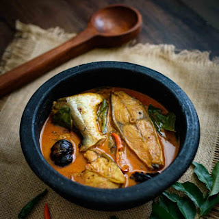 Kerala Fish Curry with Coconut Milk Recipe