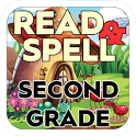Read & Spell Game Second Grade icon