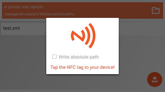 Wifi Device Control Pro Screenshot