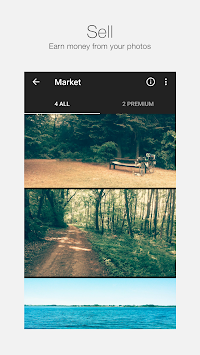 EyeEm - Camera і Photo Filter APK screenshot thumbnail 2