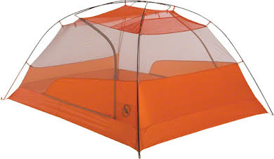Big Agnes Copper Spur HV UL3 Shelter, Gray/Orange, 3-person