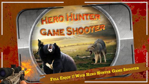 Wild Animal Hunting: Deer Run