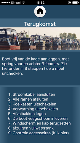 android Yachtcharter De Drait - Guide Screenshot 3