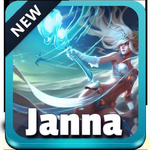 Jannaの大爆笑のテーマ 個人化 App LOGO-APP開箱王