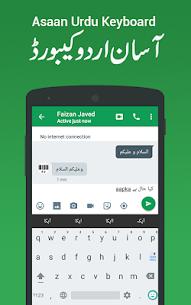 Easy Urdu Keyboard -Asan Urdu English Typing input 1.9 Mod APK Updated Android 1