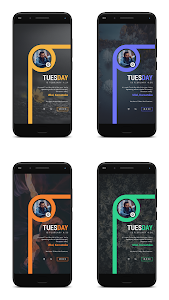 PROJECT O for KLWP 2018.Feb.13.14
