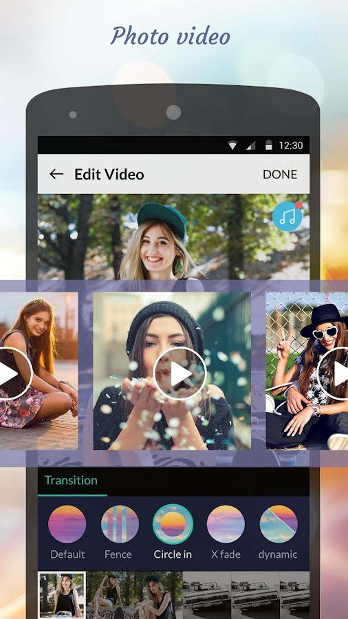 Photo Video Maker- screenshot