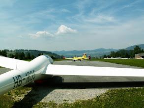 Photo: A. Schleicher ASK-21 (HB-1635, 1982)