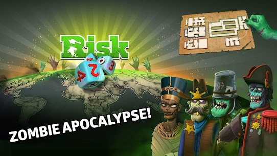 RISK: Dominación Global 1