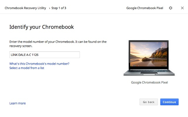 Chromebook recovery utility chrome web store ccuart Images