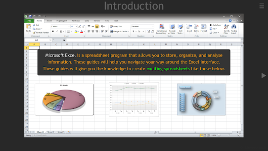 Explore Excel Guide 3