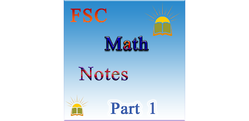 FSC Math Notes Part 1 - Apps on Google Play