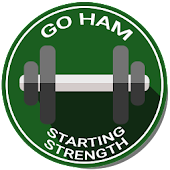 Go HAM - Starting Strength Calculator