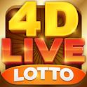 4dlotto live icon
