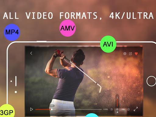 MAX Player - HD Video Player 2018 1.1 screenshots 1