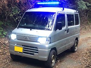 ミニキャブバン  なんちゃって4WD仕様のカスタム事例画像 aki(大阪)さんの2019年09月30日13:57の投稿