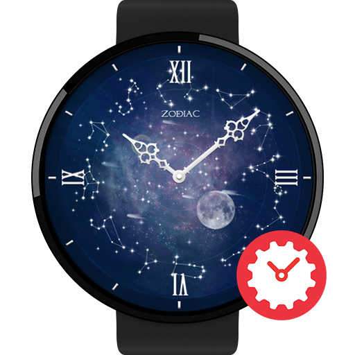 Zodiac watchface by Irine