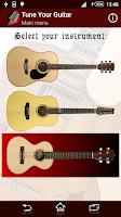Screenshot of Tune Your Guitar (FREE)