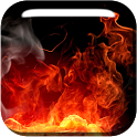Fire Screen Live Wallpaper icon