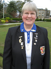 Photo: Lady Captain 2010 Rosemay McWilliam