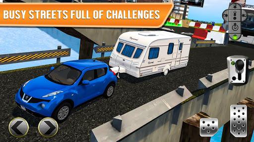 Ferry Port Trucker Parking Simulator apktram screenshots 11