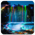 Water Fall live wallpaper icon