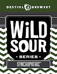 Logo of DESTIHL Wild Sour Series: Synchopathic