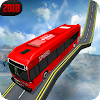 Crazy Bus Driving Game: Impossible Track