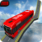 Crazy Bus Impossible Tracks🆓