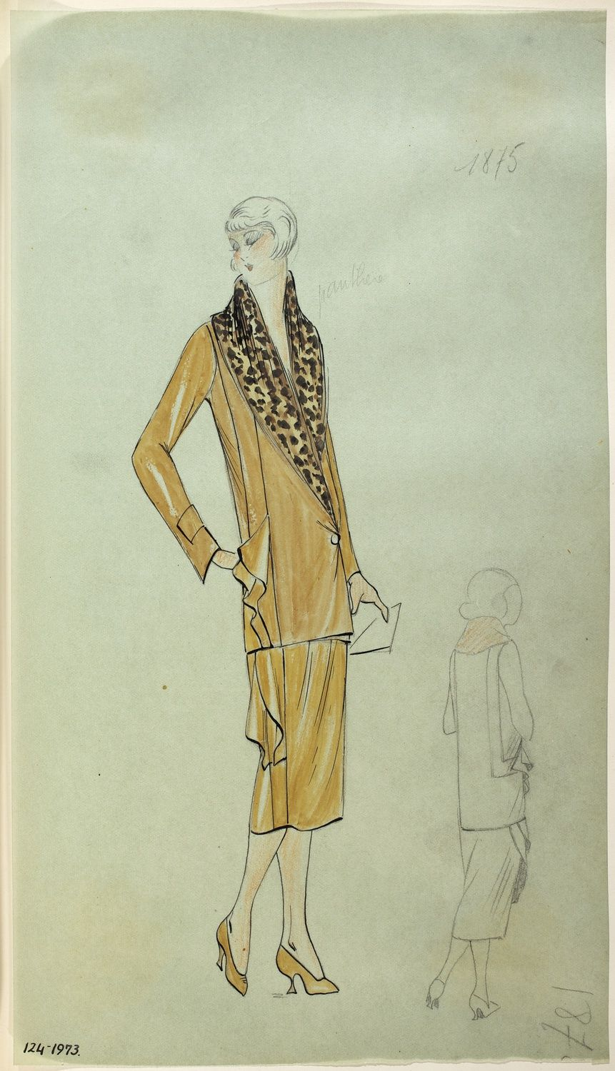 Flapper Fabulosity! Researching 1920s Fashion with Online Resources