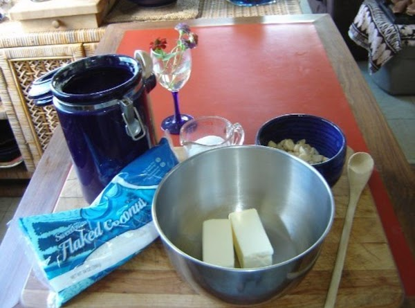 Mix ingredients together.  Drop by teaspoonful on ungreased cookie sheet.