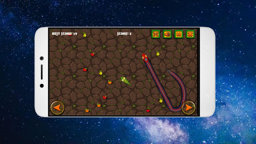 Snake Attack  captures d'écran 1