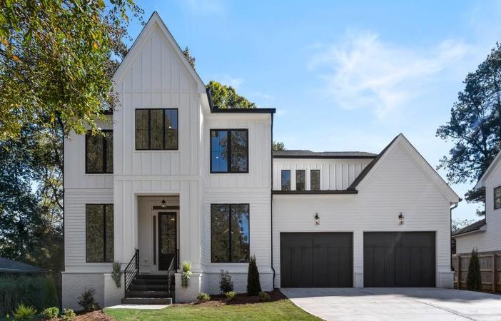 Home in Ashford Park, Brookhaven, GA