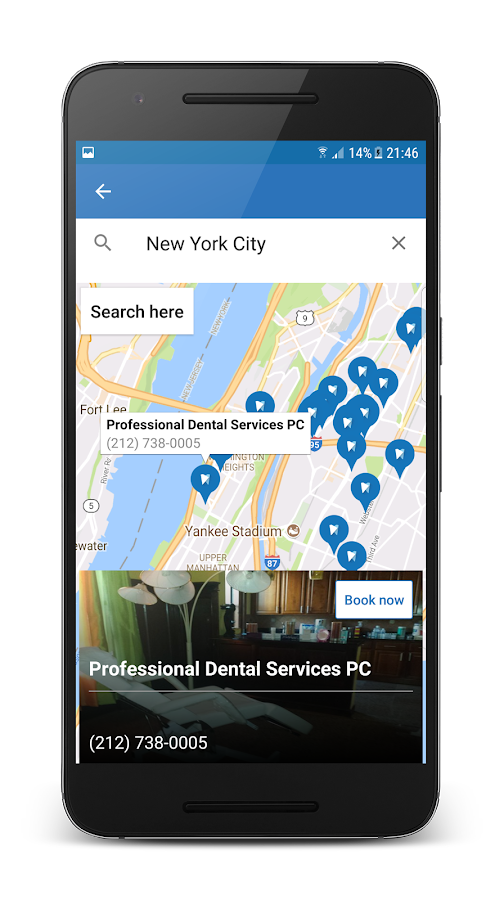 Dentem - Dental Practice Management Software- screenshot
