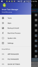 Smart Task Manager Screenshot 3
