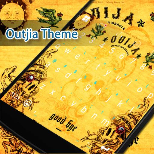 Ouija Eva Keyboard -Diy Gifs 遊戲 App LOGO-硬是要APP