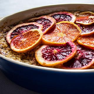 Apricot-Orange Baked Oatmeal