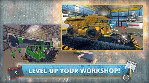 Heavy Duty Mechanic: Excavator Repair Games 2018 1.5 3