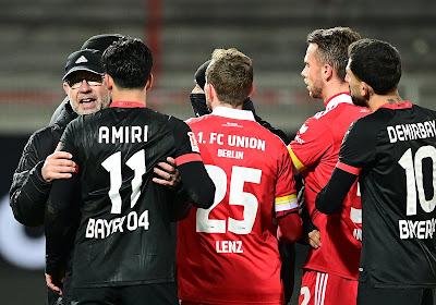 Amiri (Leverkusen) victime d'insultes racistes?